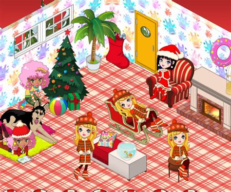 My New Room Christmas Game Online  Girls Games Only