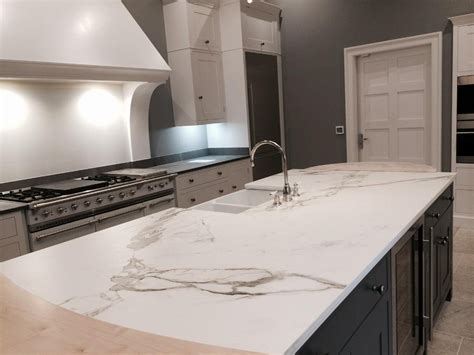 Dekton Countertops Robertson Kitchens in Erie, PA