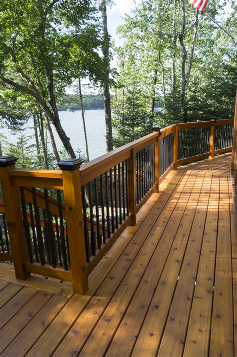 Cedar Decking  Cedar Creek Lumber & Building Materials