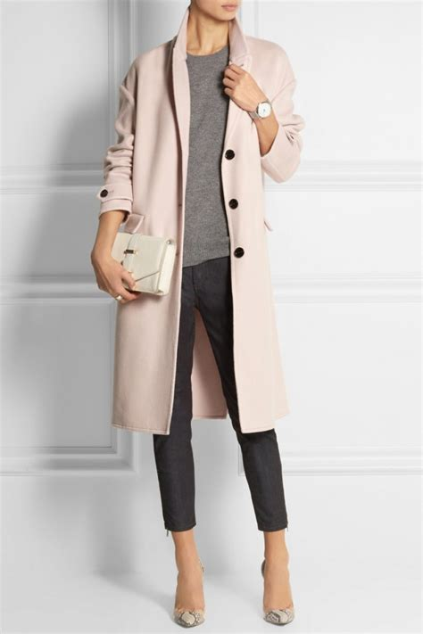 cashmere coats  women ideal investment