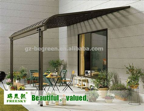 metal decorative garden gazebos luxury balcony patio cover