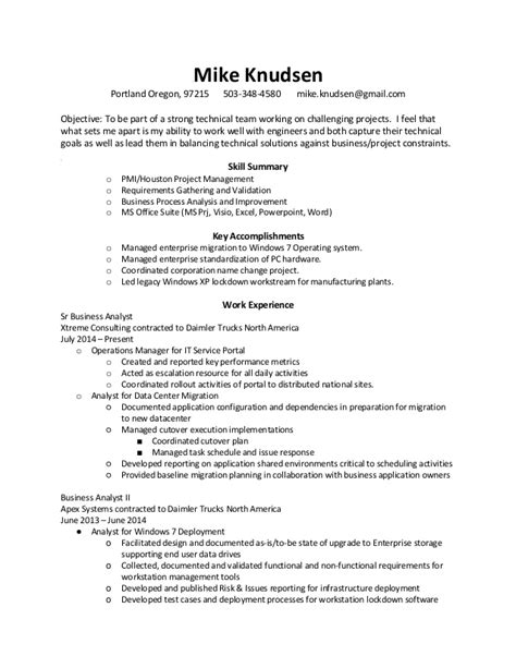 what goes in objective part of resume