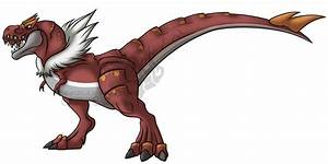 Tyrantrum by Carolzilla on DeviantArt