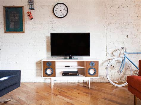 modern hifi stereo console