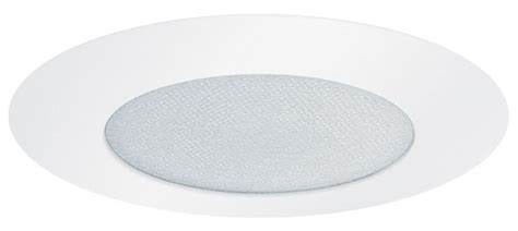 Can I Shower With Contact Lenses In by 4 Quot Recessed Lighting Albalite Lens White Shower Trim