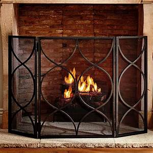 10 Best Fireplace Screens for Winter 2017 - Decorative