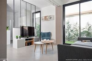 les 25 meilleures idees de la categorie mur derriere tv With maison sans mur porteur 6 verriare atelier une solution pour amenager lespace