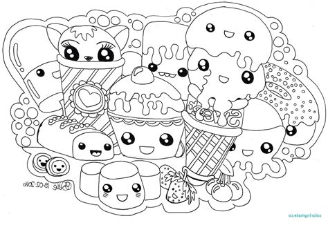 cute unicorn coloring pages iby special cute unicorn coloring pages  print fresh kawaii cat