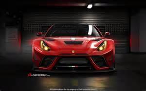 2015 Ferrari F12XX - super fast and bad too - image 1