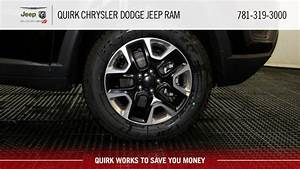New 2018 Jeep Compass Trailhawk Sport Utility In