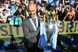 Pep Guardiola 'would love to stay' at Manchester City but ...