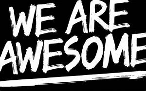 Brand New: New Logo and Identity for Awesome Merchandise ...  Awesome