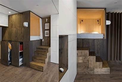 Moscow Studio Apartment Bazi Sqm Urdesignmag Flat
