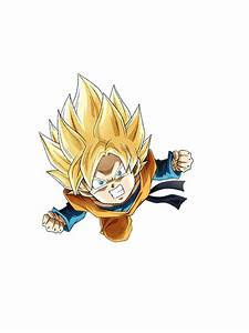 Enraged Onslaught - Super Saiyan Goten (Kid), TEQ, SR ...