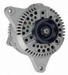 New Alternator For Ford Contour 2 5l 6 Cyl  130 Amps 1995