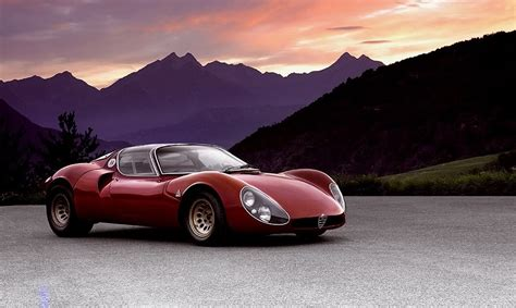 Alfa Romeo Cobra : ㅤ, Feats Of Automotive Design