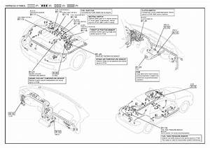 1990 Mazda 626 Ignition System Diagram