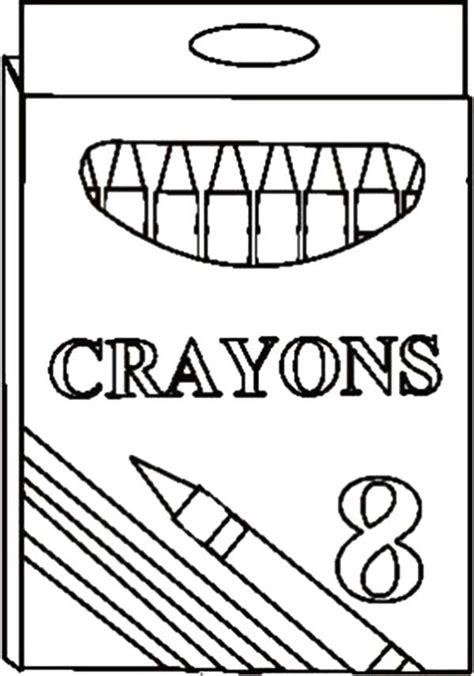 crayon clip art color drawing cliparts