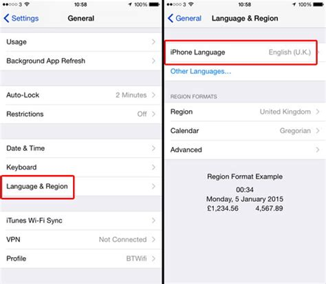 how to change language on iphone 4 how to fix app not loading or being blank on iphone
