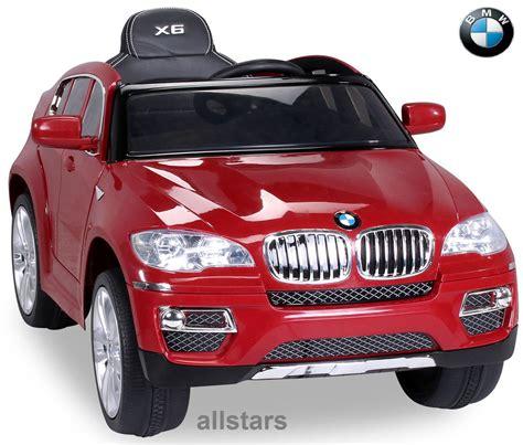 e auto kinder elektro kinderauto bmw x6 lizenziert e auto 90 w fernbedienung rot kaufen bei direkt