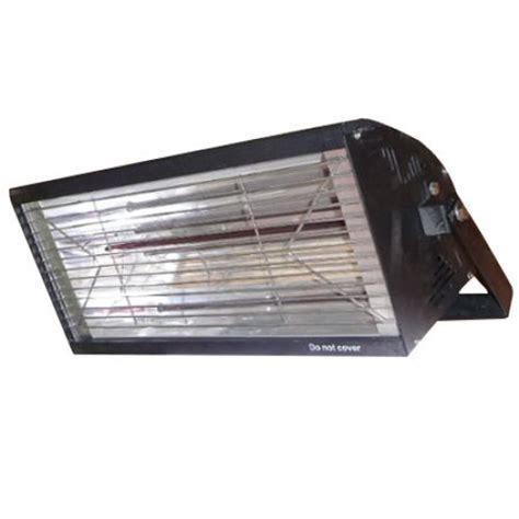 electric halogen patio heater outdoor heating 1500wat electric infrared halogen