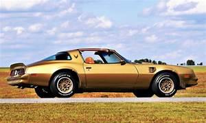 Pontiac Firebird Trans Am Y88 Se Gold Edition