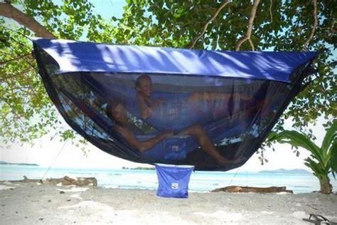 Hammock Tent 2 Person by Hammock Bliss Sky Tent 2 Blue Osograndeknives