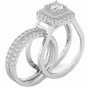 925 sterling silver ladies interchangeable cubic zirconia for Sterling silver cubic zirconia wedding rings