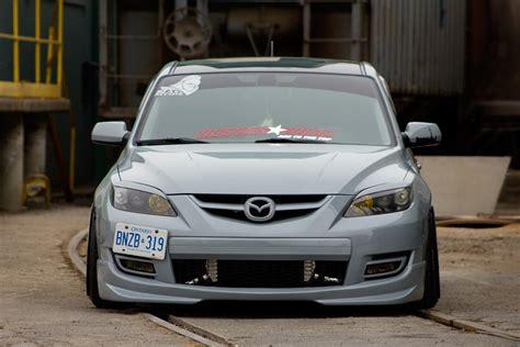 Trevor's 2007 Mazdaspeed 3