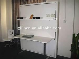 Schrankbett Mit Schreibtisch : klappbett mit schreibtisch ~ Eleganceandgraceweddings.com Haus und Dekorationen