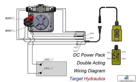 dump trailer pump wiring diagram happy living