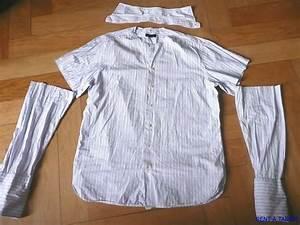 Aus Alt Mach Neu Kleidung Vorher Nachher : vorher nachher show oder wie aus einem hemd eine bluse wurde n hen pinterest bluse n hen ~ Markanthonyermac.com Haus und Dekorationen