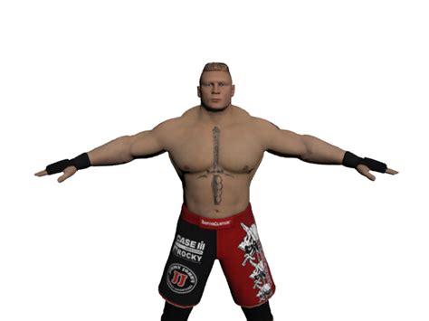Brock Lesnar-Sponsors - WWE 13 mods