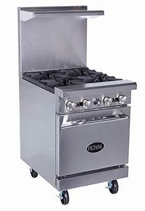 24 U0026quot  Gas Range Series