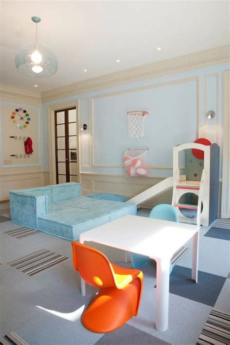suzie lily z design fun boy s playroom with panton