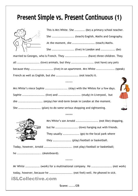 th grade english grammar worksheets hindi work sheet free