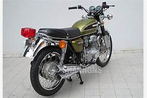 Sold  Honda Cb550  4 Motorcycle Auctions - Lot Ac