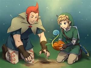 Tree of Life 冒険の記録 | The Legend Of Zelda: Skyward Sword ...