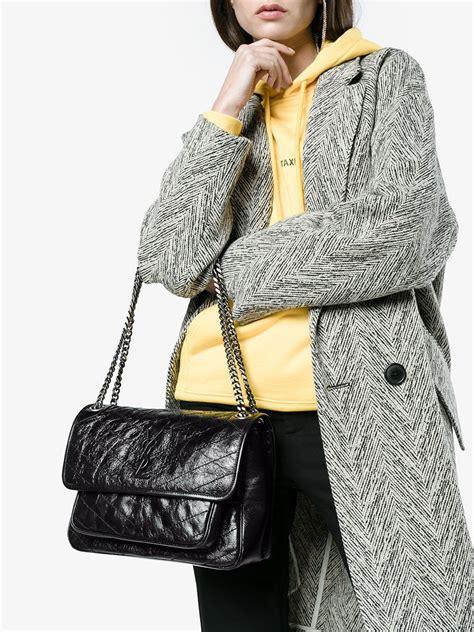saint laurent niki monogram bag monogram bag fashion bags