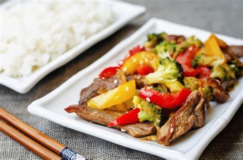 How to make stir fry. Diabetic Beef Stir-Fry Recipe - Diabetes Self-Management