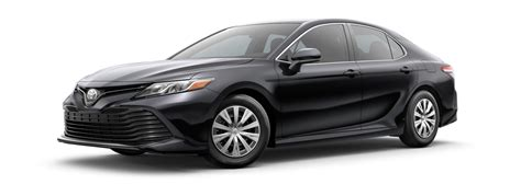2018 Toyota Camry Paint Color Options