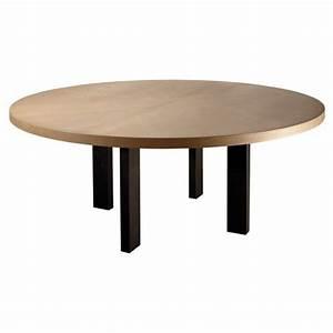 Table De Salle Manger Luna Ronde Ph Collection Dco