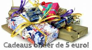 Cadeau 5 Euros : 20 cadeau ideetjes onder de 5 euro voor sint of kerstdobbelspel ~ Teatrodelosmanantiales.com Idées de Décoration