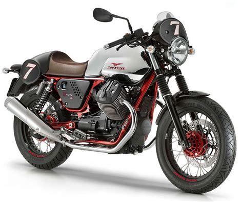 Moto Guzzi V7 Ii Wallpapers by Moto Guzzi V7 Ii Racer Price Specs Review Pics
