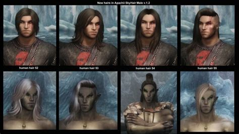 Modification Exles by The Elder Scrolls V Skyrim Mod Apachiiskyhair V 1