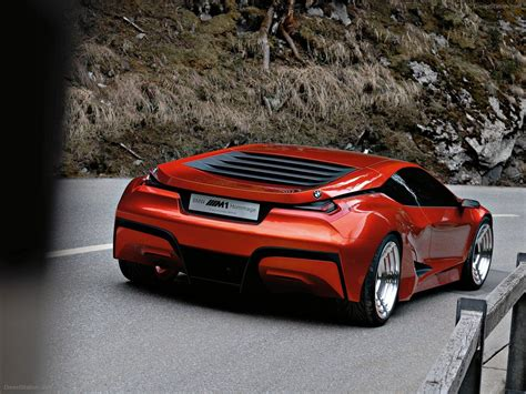 Bmw M1 Homage Concept Car Exotic Car Pictures #24 Of 50