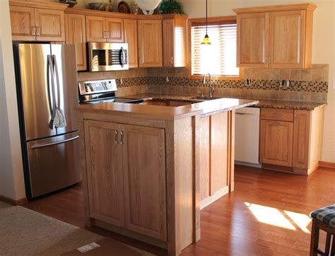 how to refresh oak kitchen cabinets refresh an oak kitchen traditional kitchen other 8861