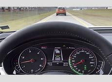 Future Audi Assistance and Lighting Tech to Include Stop