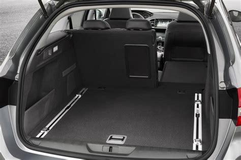 das kofferraumkonzept des neuen peugeot  sw automobil