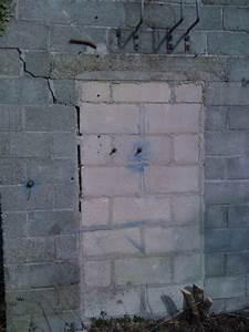 comment reparer des fissures dans un mur en parpaing With comment boucher une fissure dans un mur exterieur